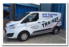 Auto Electrics Ltd van photograph